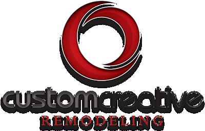 Custom Creative Remodeling Logo